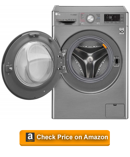LG 9 kg Inverter Fully-Automatic Front Loading Washer Dryer