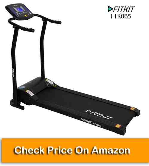 Fitkit FTK065 Treadmill for Home Use