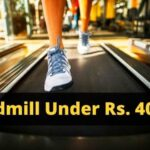 best treadmill under 40000 in India