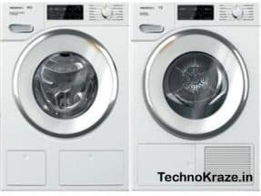 side by side washer dryer