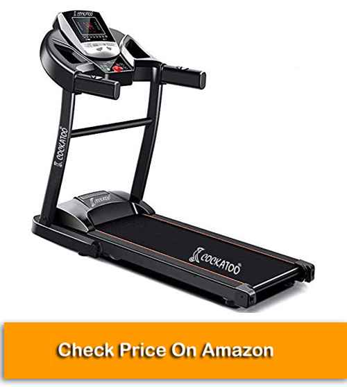 Best Treadmill In India For Home Use With DC Motor