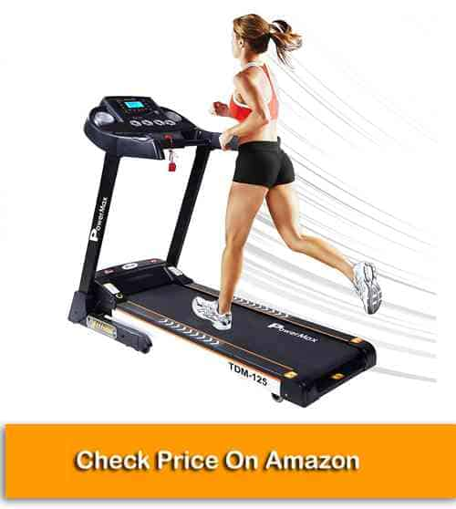 (4HP Peak) Motorized Treadmill with Free Installation Assistance