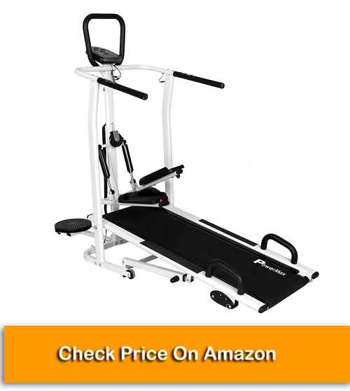 Manual Treadmill with Free Installation Assistance
